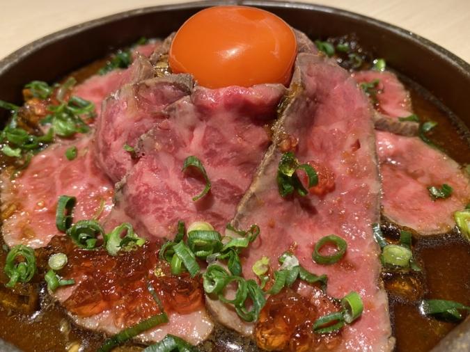 ローストビーフ 喜酒快膳 夢玄(むげん)
