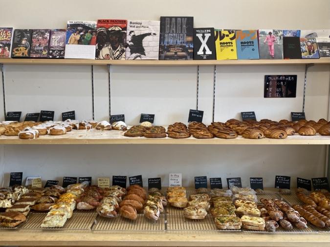 THE ROOTS neighborhood bakery(ザルーツネイバーフッドベーカリー) パン