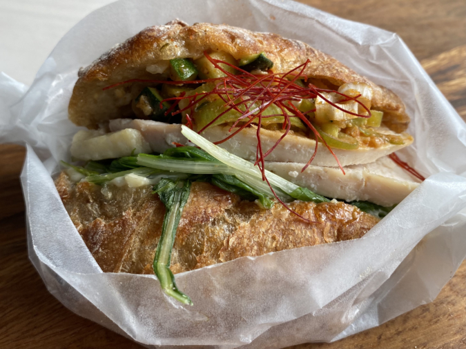 パン CONTINUE,(コンティニュー) 惣菜系