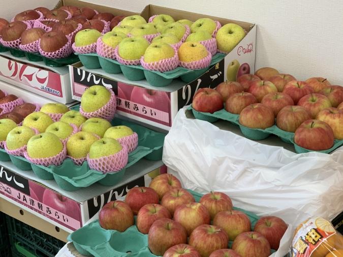りんご たかじょう青果 城野駅前店