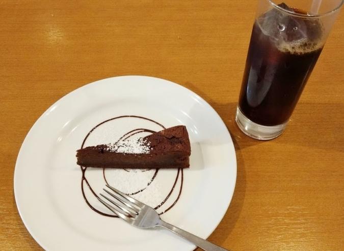 Palatinoガトーショコラ