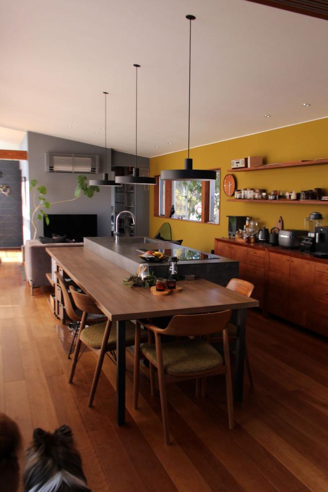 haku キッチン