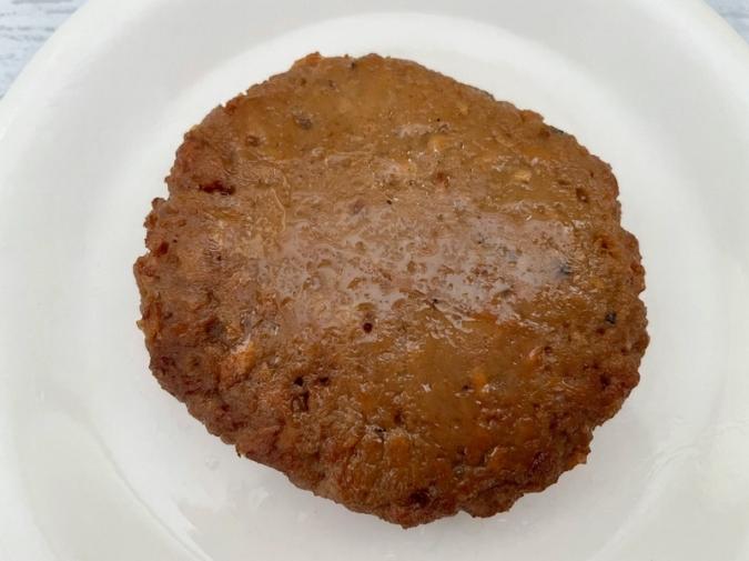 無印良品『大豆ミート ハンバーグ』
