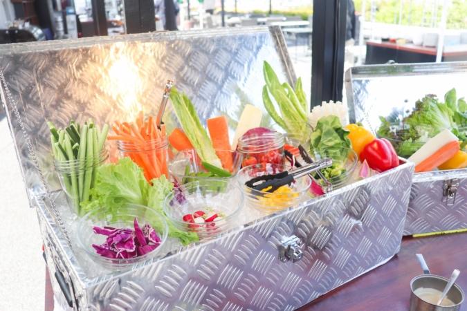 ブッフェ『野菜の宝石箱』