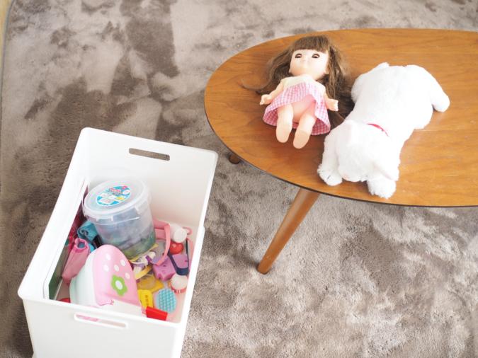 「子持ち家庭のルーティン」 おもちゃ