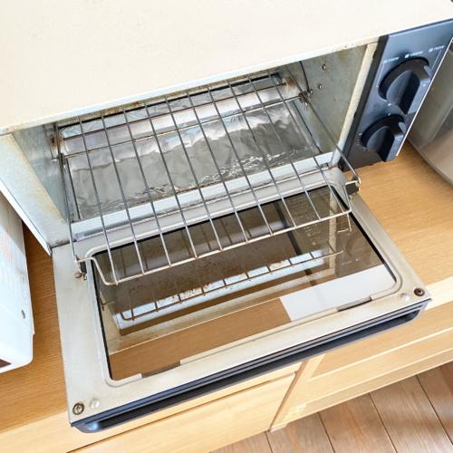 トースターの汚れは取り換えるだけでOK