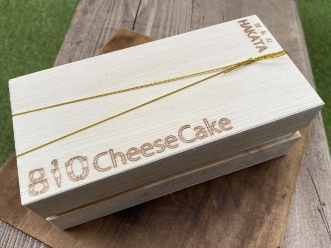 810cheesecakeオリジナルの箱