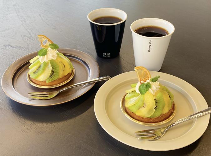 FUK COFFEE(R)PARKS(フックコーヒーパークス) 最先端の機械で入れるドリップコーヒー