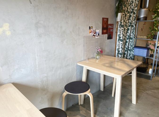 Ichi Cafe店内