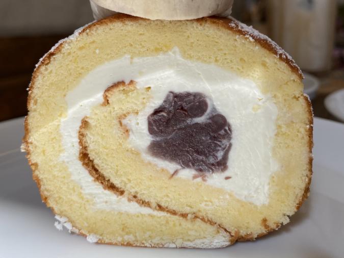CHEESE CAKE Lemon(チーズケーキレモン)ロールケーキ