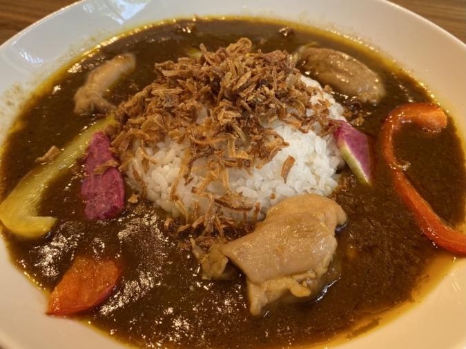 Sunday Curry チキンカレー