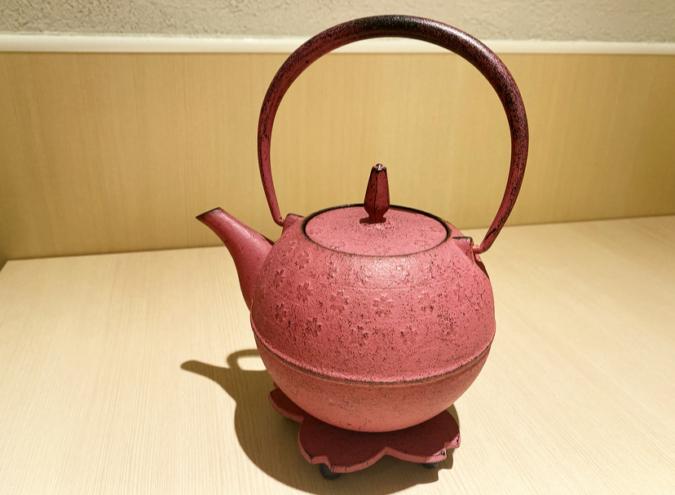 甘味処 たきむら 選べるドリンクのお団子セット ほうじ茶