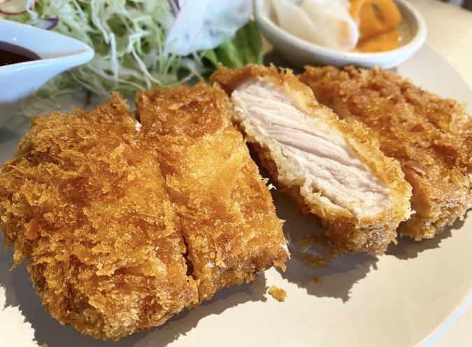 Ichi Cafeとんかつプレート
