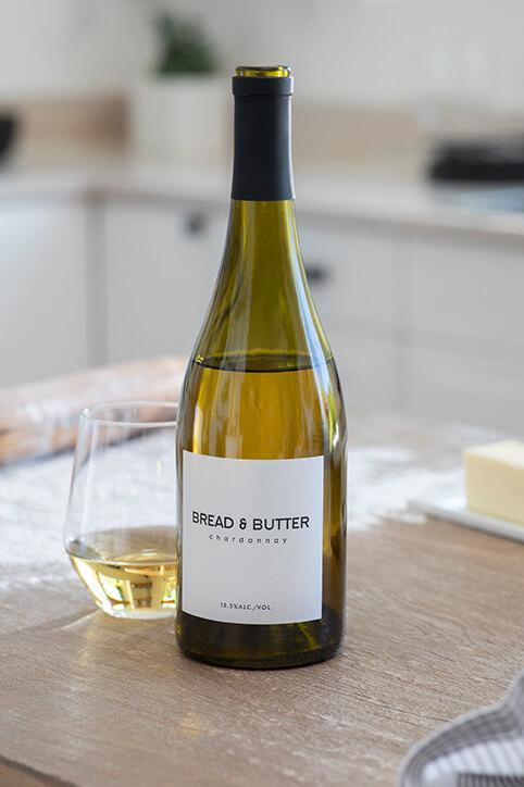 BREAD&BUTTER chardonnay