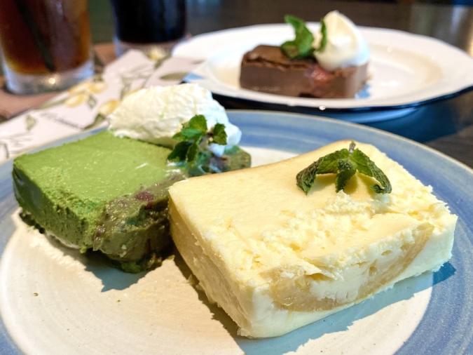 810cheesecakeのチーズケーキ