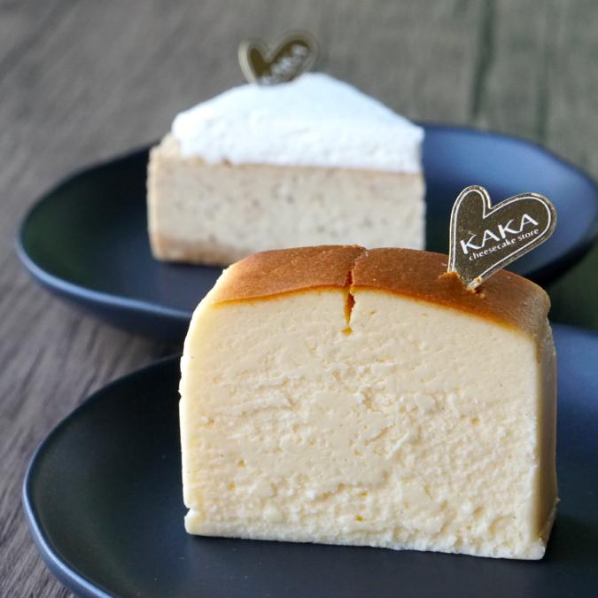 KAKA大名店のチーズケーキ