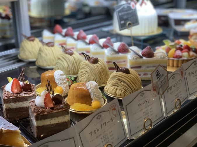 『LE PETIT PALAIS(ル プティパレ)』ケーキ