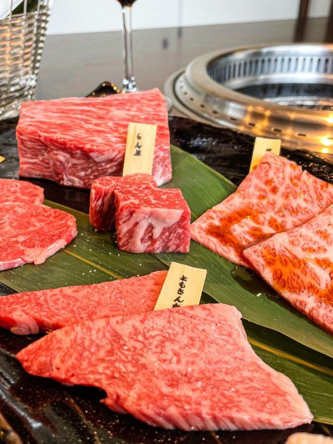 『焼肉 中津留』のお肉