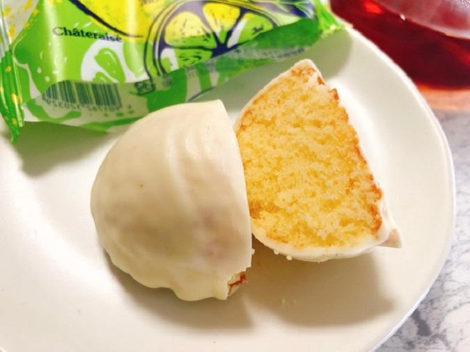シャトレーゼ おひさま香るレモンケーキ