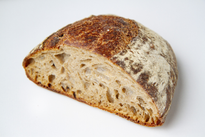 『OKUZOE SEIPAN(奥添製パン)』カントリーマイルド(ハーフ)
