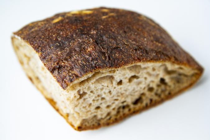 『OKUZOE SEIPAN(奥添製パン)』カントリーサワー
