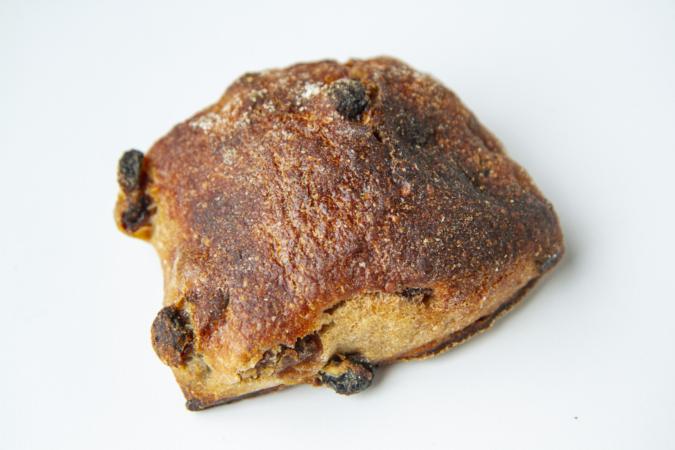 『OKUZOE SEIPAN(奥添製パン)』レーズン&オーツ