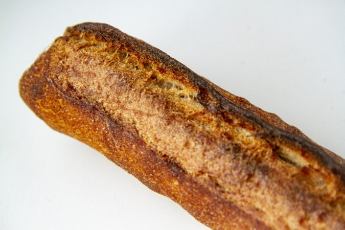 『OKUZOE SEIPAN(奥添製パン)』バゲットアップ