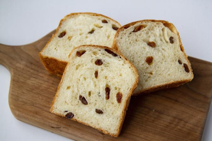 on the Toast(オンザトースト)レーズン食パン