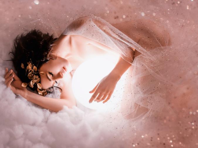 【ソウルナンバー5の人】守護神 MOTHERMARY 聖母マリア(愛と慈愛の女神)