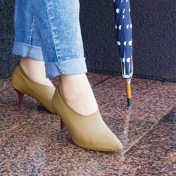 カテバプラス ヒール靴カバー