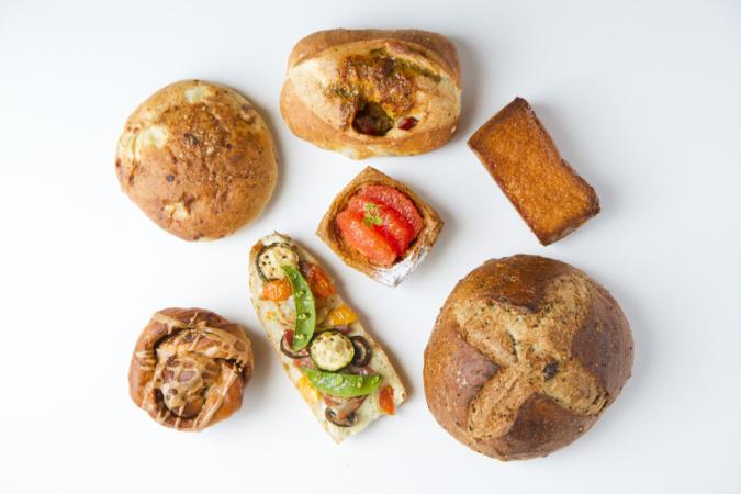 BAKERY タツヤのおすすめパン