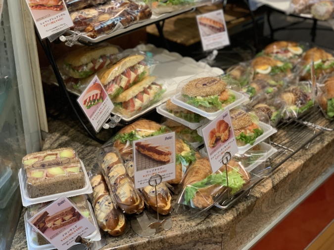 Sailer(サイラー)サンド系のパン