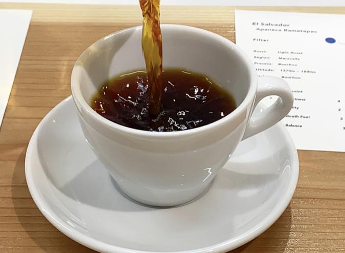 「Modoo's Coffee Brewers(モドゥコーヒーブリュワーズ)」のコーヒー