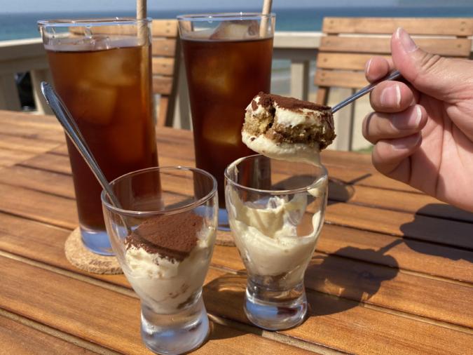 Bistro&cafe TIME(ビストロアンドカフェ タイム)ランチのミニデザート&ドリンク