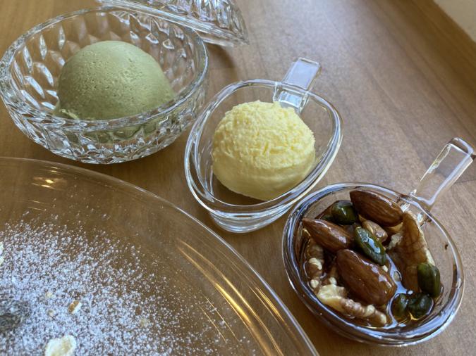 「ぷりんのススメ」カステイラ用トッピング