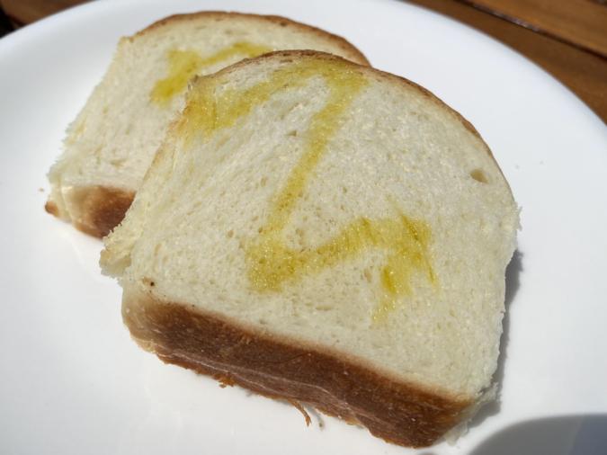 Bistro&cafe TIME(ビストロアンドカフェ タイム)ランチのパン