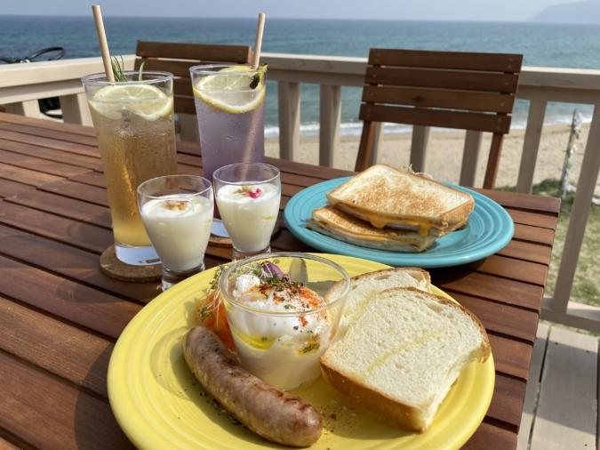 Bistro&cafe TIME(ビストロアンドカフェ タイム)モーニング