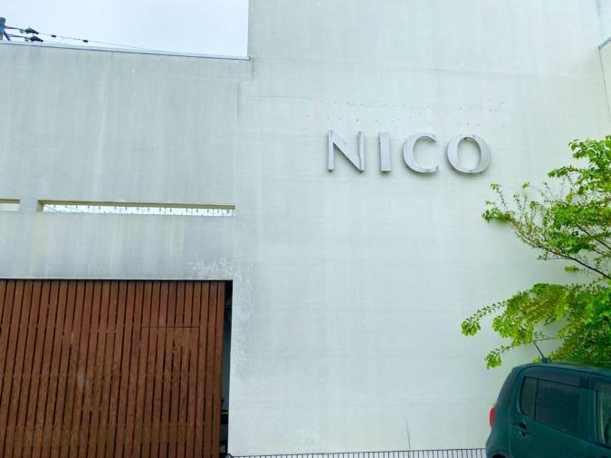 NICO chocolaterie(ニコ ショコラトリー) 外観