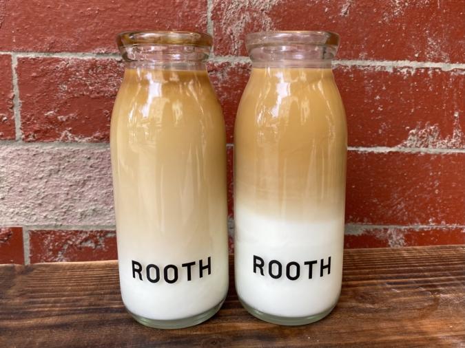 「byROOTH」コーヒー牛乳