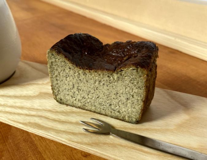 NINI『ほうじ茶チーズケーキ』