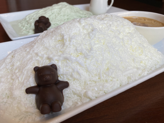 「KOGUMA CAFE.(コグマカフェ)」ダルゴナ糸ピンス