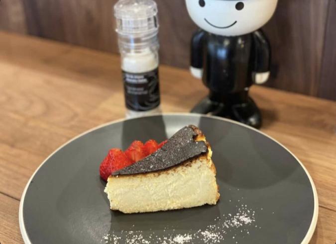 「7GO室」バスクチーズケーキ
