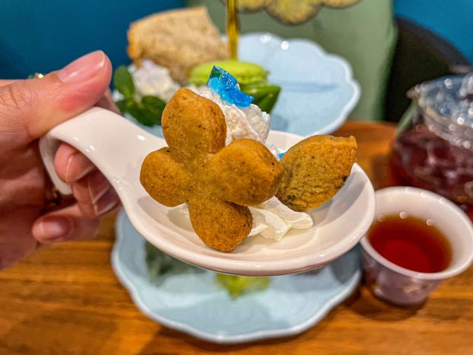 「CHINA CAFE」ライチ紅茶のクッキー