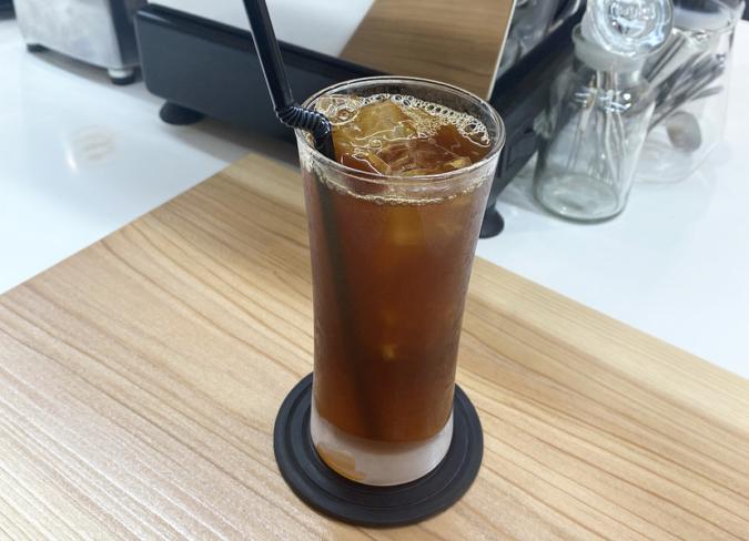 「Modoo's Coffee Brewers(モドゥコーヒーブリュワーズ)」アイスコーヒー