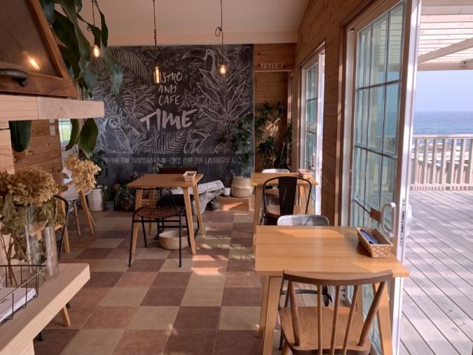 Bistro&cafe TIME(ビストロアンドカフェ タイム)店内