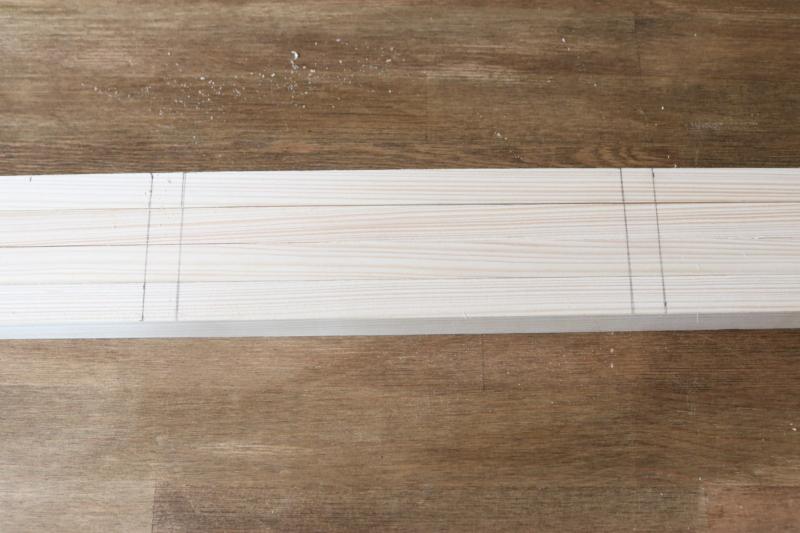 プランターラダースタンド 作り方
