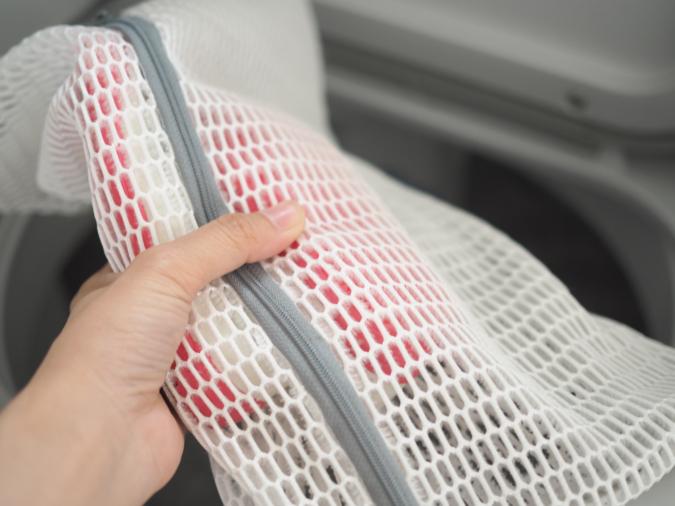 ストレス解消!洗濯機に入れるだけで靴が洗える「ネット」