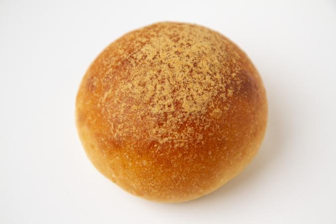 「パンとお菓子のアトリエ IKURI(イクリ)」きなこ餅あんぱん