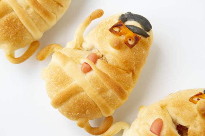 ぺったんのパン「おいさ」