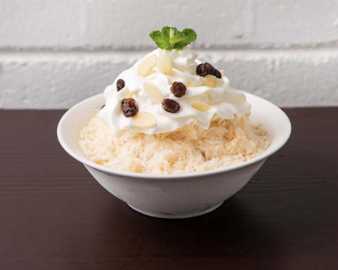 『ALOHA yanasan』あわ蜜塩バターミルクティー